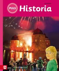 PULS Historia 4-6 Arbetsbok 4, tredje upplagan