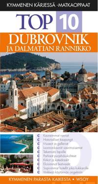 Top 10 Dubrovnik ja Dalmatian rannikko