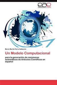 Un Modelo Computacional