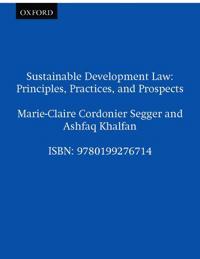 Sustainable Development Law