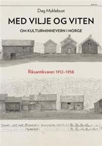 Med vilje og viten - Dag Myklebust pdf epub