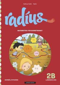 Radius 2B - Hanne Hafnor Dahl, May-Else Nohr | Inprintwriters.org