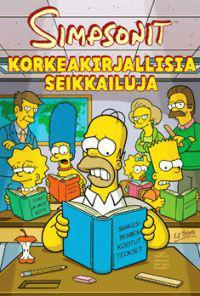 Simpsonit - Korkeakirjallisia seikkailuja