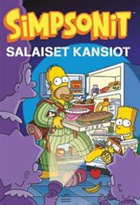 Simpsonit - Salaiset kansiot