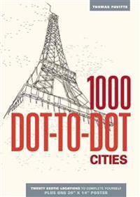 1000 Dot-To-Dot: Cities