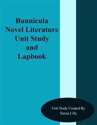 Bunnicula Novel Literature Unit Study and Lapbook