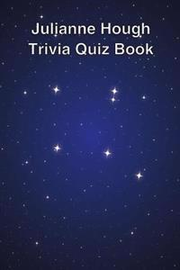 Julianne Hough Trivia Quiz Book