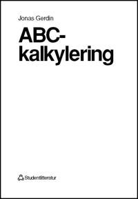 ABC-kalkylering