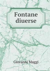 Fontane Diuerse