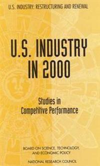 U.S. Industry in 2000