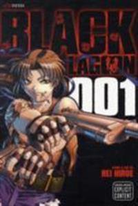 Black Lagoon 1 - - kirja(9781421513829) | Adlibris kirjakauppa