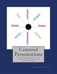 Centered Presentations: Find Balance on Four Presentation Dimensions