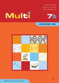 Multi 7b - Bjørnar Alseth, Gunnar Nordberg, Mona Røsseland | Ridgeroadrun.org