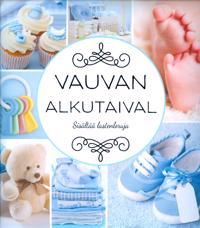 Vauvan alkutaival (sininen)