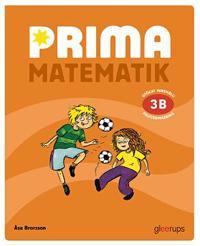 Prima Matematik 3B Grundbok 2:a uppl