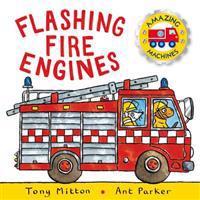 Amazing machines: flashing fire engines - amazing machines 2