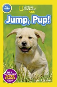 National geographic kids readers: jump pup