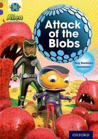 Project x alien adventures: brown book band, oxford level 11: attack of the