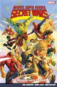 Marvel Super Heroes: Secret Wars 30th Anniversary Edition