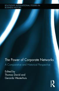 The Power of Corporate Networks