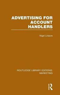 Advertising For Account Handlers