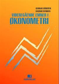 Videregående emner i økonometri - Gunnar Bårdsen, Ragnar Nymoen pdf epub