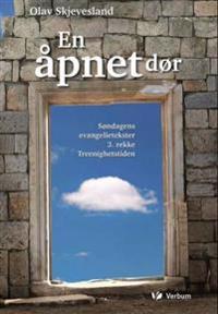 En åpnet dør - Olav Skjevesland pdf epub