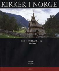 Kirker i Norge. Bd. 4 - Leif Anker | Ridgeroadrun.org
