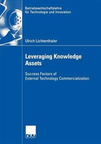 Leveraging Knowledge Assets