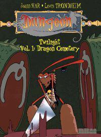 Dragon Cemetary: Twilight: Volume 1