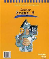 Junior scoop 4; teacher's guide - Patricia Anne Bruskeland, Cecilie Teigen Ranke | Inprintwriters.org