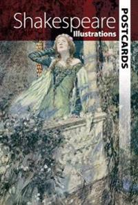 Shakespeare Illustrations Postcards