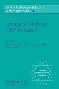Groups st Amdrews 1997 in Bath, I