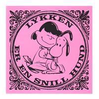 Knøttene; Lykken er en snill hund - Charles M. Schulz | Ridgeroadrun.org