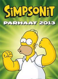 Simpsonit - Parhaat 2013