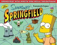 Simpsonit - Springfield kaupunkiopas