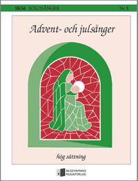Advent- och julsånger - hög sättning -  pdf epub