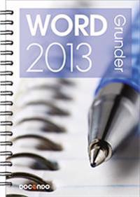 Word 2013 Grunder