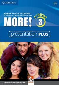 More! Level 3 Presentation Plus