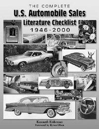 The Complete U.S. Automobile Sales Literature Checklist: 1946-2000
