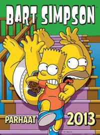 Bart Simpson - Parhaat 2013