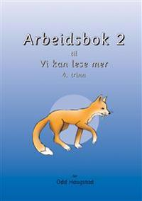 Arbeidsbok 2 til Vi kan lese mer - Odd Haugstad pdf epub