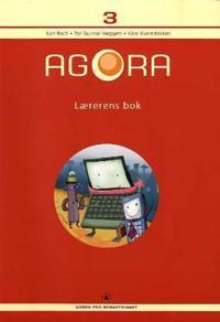 Agora 3 - Kari Bech, Tor Gunnar Heggem, Kåre Kverndokken | Inprintwriters.org