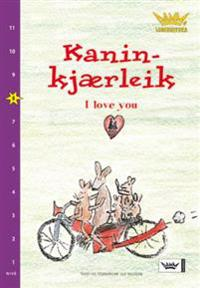Kaninkjærleik - I love you