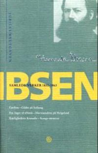 Samlede verker. Bd. 1 - Henrik Ibsen pdf epub