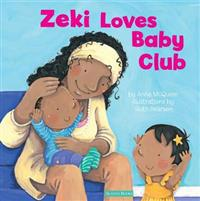 Zeki loves baby club