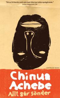 Bildresultat för chinua achebe allt går sönder