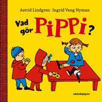 Vad gör Pippi?