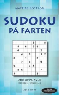 Sudoku på farten