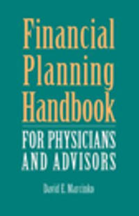 Financial Planning Handbook for Physicians